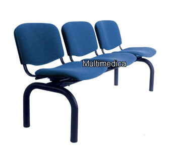 Muebles de sala de espera para oficina idee per interni for Sillas para sala de espera